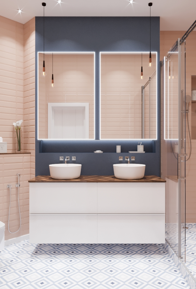 Bathroom interior design Marbella