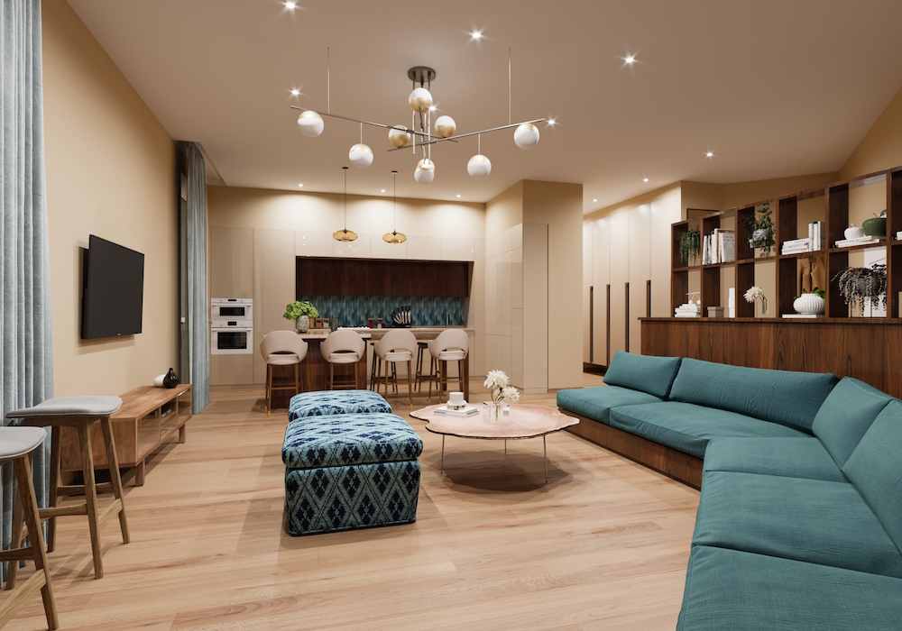 Living room Interior Desgin Marbella