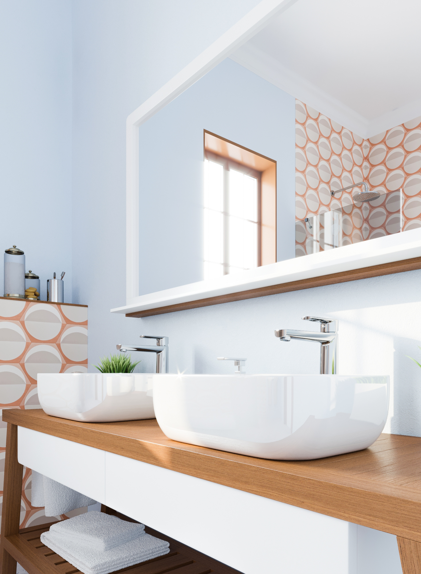 TM Volle, Bathroom design, Anna Kovalchenko Interiors - Interior Design Marbella